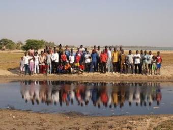 Participación de adentra en la puesta en marcha del proyecto «La Mar de Vidas» Pointe Sarére (Senegal)
